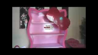 Hello Kitty Shelf and Dresser