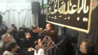 Majlis on Moula Abbas, Mehar