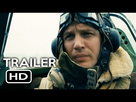 Dunkirk Official Trailer #1 (2017) Christopher Nolan, Tom Hardy Action Movie HD