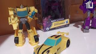 Transformers Cyberverse Reveal - NY Toy Fair 2018