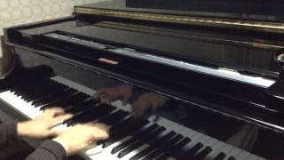 Kiseki(Greeeen) Piano cover