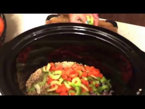 Easy 5 ingredient Lentil Soup