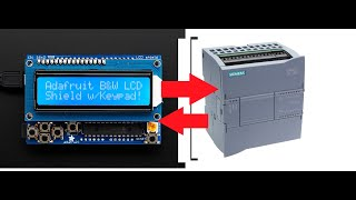 Download S7 1200 Arduino Uno Modbus Tc Ip Communication And Lcd