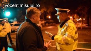 Acţiune în forţă a poliţiştilor din Timisoara, în weekend ul care tocmai a trecut