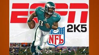 NFL 2K5 The Crib PS2 {1080p 60fps}
