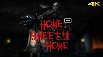 Home Sweet Home | 4K 60ᶠᵖˢ |  Full Playthrough | Longplay Scary Walkthrough  No Commentary