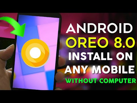 How To Upgrade Your Android Phone In Oreo 8.0 Version || Without Computer