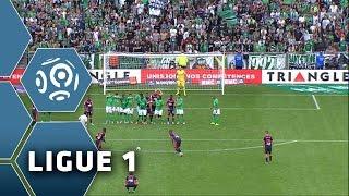 AS Saint-Etienne - Girondins de Bordeaux (1-1)  - Résumé - (ASSE - GdB) / 2015-16