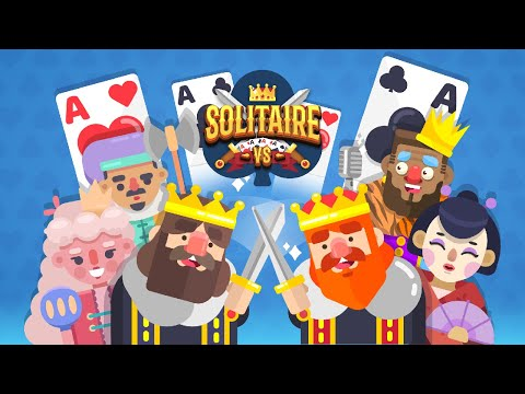 Solitaire Master VS - official trailer