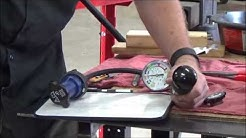 How to test a radiator cap AND not get false results!