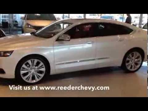 2014 Chevrolet Impala Ltz Youtube