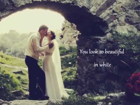 Westlife - Beautiful in White:歌詞+中文翻譯