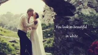 Chord Guitar and Lyrics WESTLIFE – Beautiful In White Chords and Lyrics