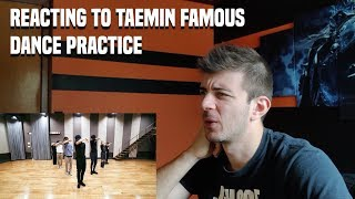 Download REACTING TO TAEMIN FAMOUS DANCE PRACTICE MP3