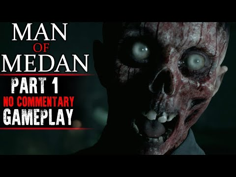 🎃HAPPY HALLOWEEN🎃| The Dark Pictures:Man of Medan | Walkthrough |Blizzard Ash Gaming (NO COMMENTARY) |