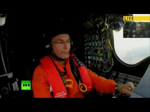 SOLAR Impulse 2 Completes Historic 70hr Atlantic CROSSING
