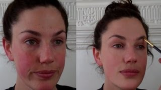 My face : Basic Base routine - by REQUEST - Vintagious