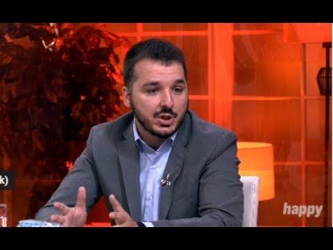 Kako je Teodosic od idola postao omrazen zbog prelaska u Bolonju - DJS - (TV Happy 15.07.2019)