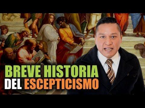 Breve historia del escepticismo