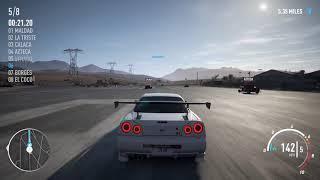 Need for Speed Payback: Graveyard Shift PC Gameplay – 4K 60 FPS