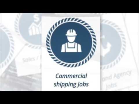 Shipping jobs