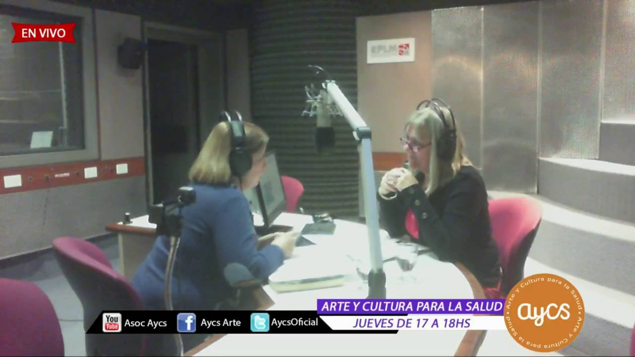 AyCS - Lic. Graciela Caprio - parte 2 - 12.05.16