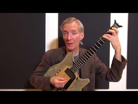 John Stowell - Jazz Guitar Improvisation Lesson Excerpt