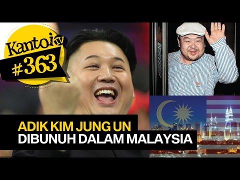 President Korea Utara Kim Jong Un adik dibunuh di Malaysia!!! North Korea
