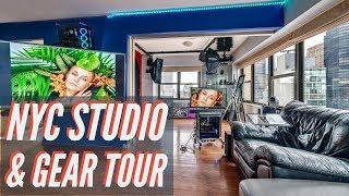 My NYC Photo Studio & Gear Tour