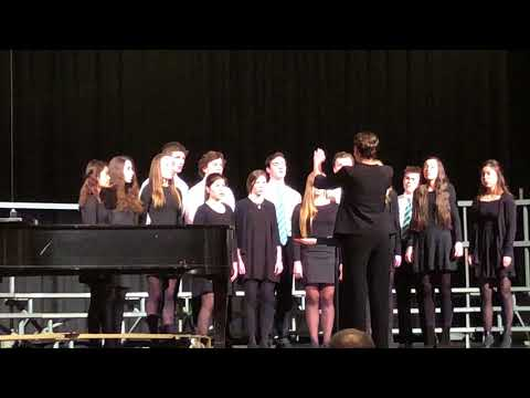 Katie- Choral competition Easton, MD 3/4/18