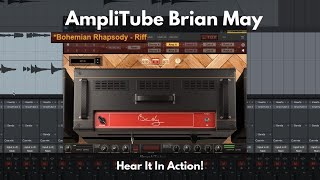 AmpliTube Brian May | New from IK Multimedia | Hear It In Action!