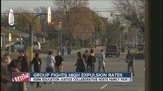 Kern County holds highest expulsion and suspension rates
