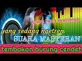 Suara Masteran Burung Cendet Part  Mp3 - Mp4 Download