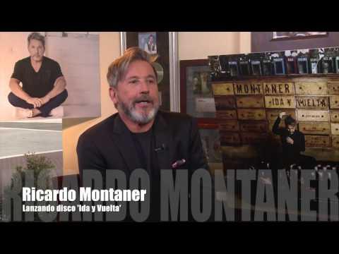 """Ricardo Montaner entrevista Wow La Revista """"Ida Y Vuelta'"""