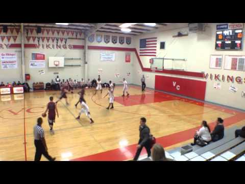 Bear River vs Mira Loma David O'Brien full game footage