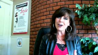 Jan Addams Author of Discovering Your Inner Style - 8 Steps to GURU