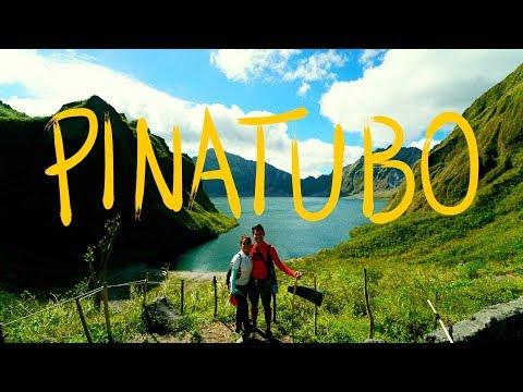 Mount Pinatubo Trek (Active Volcano Trek in the PHILIPPINES)