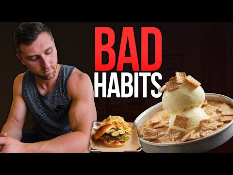 My Bad Habit that RUINED My Physique