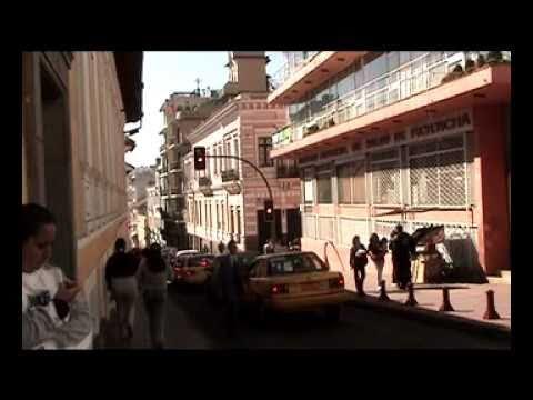 Reportaje Quito Capital Cultural Americana 2011
