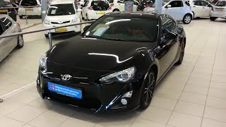 Toyota GT86 2015 In depth review Interior Exterior