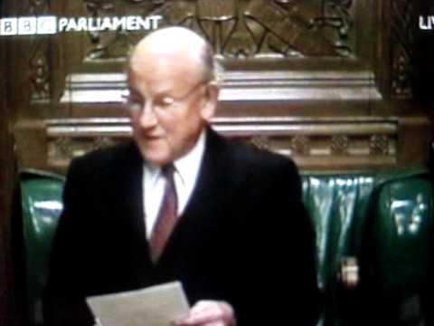 House of Commons stormy scenes - George Galloway/Michael Lord