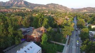Naropa University in Boulder, Colorado