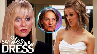 'I'm Not Afraid To Kick Out Anybody... Even Monte' | Say Yes To The Dress Atlanta