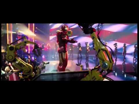 Iron Man: ACDC  Thunderstruck Music