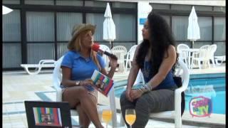 Sara na TV - Entrevista com Rosiane Pinheiro