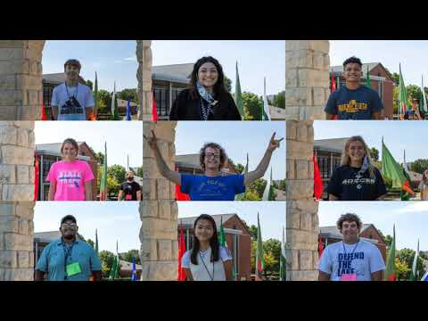 Welcome Week at Buena Vista University: New Students Arrive
