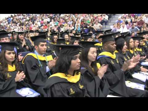 Tamuk Spring Graduation 2013 Youtube