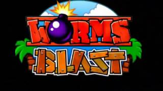Worms Blast - video game trailer (2002) PC/PS2/Mac/GC