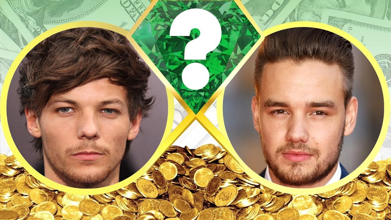 WHO'S RICHER? - Louis Tomlinson or Liam Payne? - Net Worth ...
