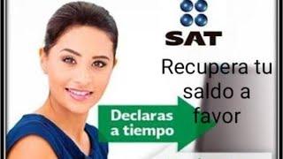 Como Presentar Mi Declaración Anual en 2018 @SATMX  Sueldos y Salarios  paso a paso